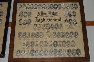Graduating Classes of the Allen White School